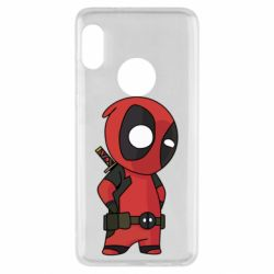 Чохол для Xiaomi Redmi Note 5 Little Deadpool