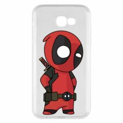 Чохол для Samsung A7 2017 Little Deadpool