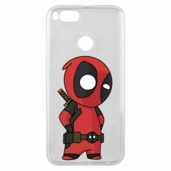 Чохол для Xiaomi Mi A1 Little Deadpool
