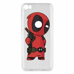 Чохол для Xiaomi Mi5/Mi5 Pro Little Deadpool