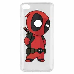 Чохол для Xiaomi Mi 5s Little Deadpool