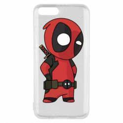 Чохол для Xiaomi Mi6 Little Deadpool