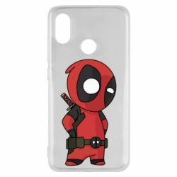 Чохол для Xiaomi Mi8 Little Deadpool