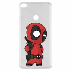 Чохол для Xiaomi Mi Max 2 Little Deadpool