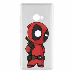 Чохол для Xiaomi Mi Note 2 Little Deadpool
