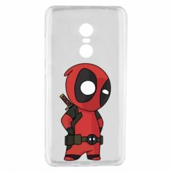 Чохол для Xiaomi Redmi Note 4 Little Deadpool