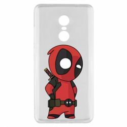 Чохол для Xiaomi Redmi Note 4x Little Deadpool