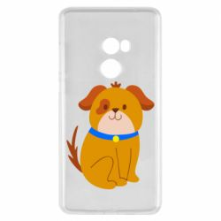 Чехол для Xiaomi Mi Mix 2 Little funny dog