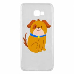 Чехол для Samsung J4 Plus 2018 Little funny dog