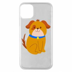 Чехол для iPhone 11 Pro Little funny dog