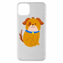 Чехол для iPhone 11 Pro Max Little funny dog