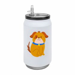 Термобанка 350ml Little funny dog