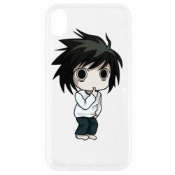 Чохол для iPhone XR Little Light Yagami