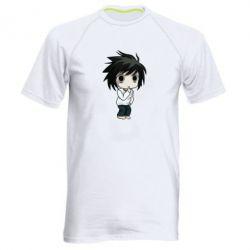 Чоловіча спортивна футболка Little Light Yagami