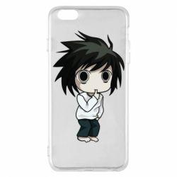 Чохол для iPhone 6 Plus/6S Plus Little Light Yagami