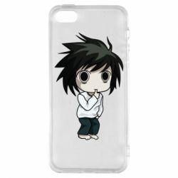 Чохол для iphone 5/5S/SE Little Light Yagami