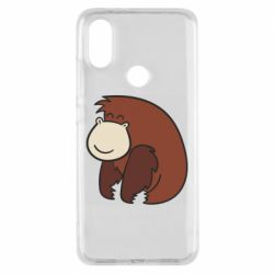 Чехол для Xiaomi Mi A2 Little monkey