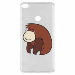 Чехол для Xiaomi Mi Max 2 Little monkey
