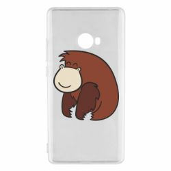 Чехол для Xiaomi Mi Note 2 Little monkey