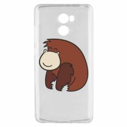Чехол для Xiaomi Redmi 4 Little monkey