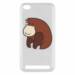 Чехол для Xiaomi Redmi 5A Little monkey