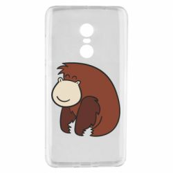 Чехол для Xiaomi Redmi Note 4 Little monkey