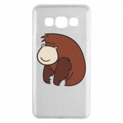 Чехол для Samsung A3 2015 Little monkey