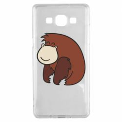 Чехол для Samsung A5 2015 Little monkey