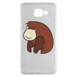 Чехол для Samsung A5 2016 Little monkey