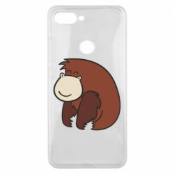 Чехол для Xiaomi Mi8 Lite Little monkey