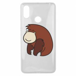 Чехол для Xiaomi Mi Max 3 Little monkey
