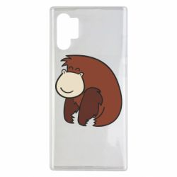Чехол для Samsung Note 10 Plus Little monkey