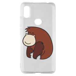 Чехол для Xiaomi Redmi S2 Little monkey