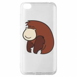 Чехол для Xiaomi Redmi Go Little monkey