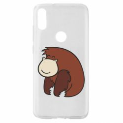 Чехол для Xiaomi Mi Play Little monkey