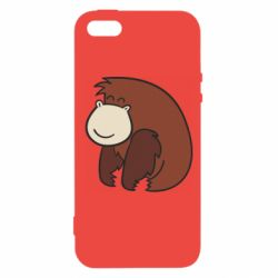 Чехол для iPhone5/5S/SE Little monkey