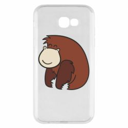 Чехол для Samsung A7 2017 Little monkey