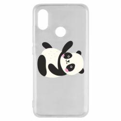 Чехол для Xiaomi Mi8 Little panda