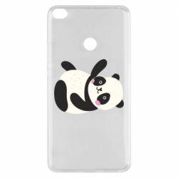 Чехол для Xiaomi Mi Max 2 Little panda