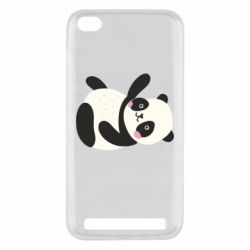 Чехол для Xiaomi Redmi 5A Little panda