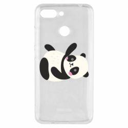 Чехол для Xiaomi Redmi 6 Little panda
