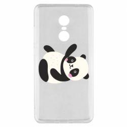 Чехол для Xiaomi Redmi Note 4x Little panda