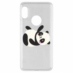 Чехол для Xiaomi Redmi Note 5 Little panda