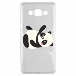 Чехол для Samsung A5 2015 Little panda