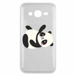 Чехол для Samsung J5 2015 Little panda