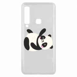 Чехол для Samsung A9 2018 Little panda