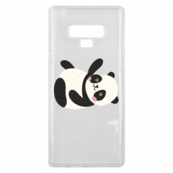Чехол для Samsung Note 9 Little panda