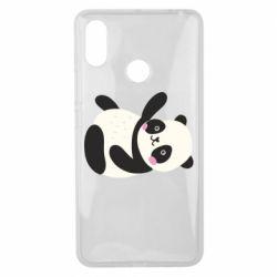 Чехол для Xiaomi Mi Max 3 Little panda