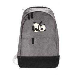 Городской рюкзак Little panda