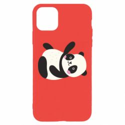 Чехол для iPhone 11 Pro Max Little panda